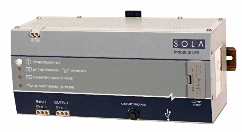 SOLAHD - UPS