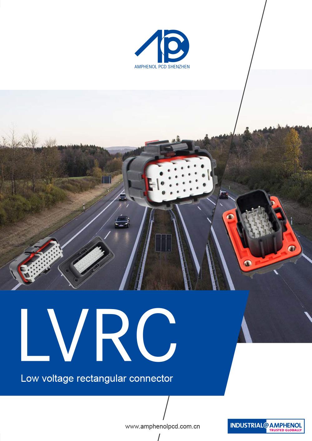 LVRC (Low Voltage Rectangular Connectors)