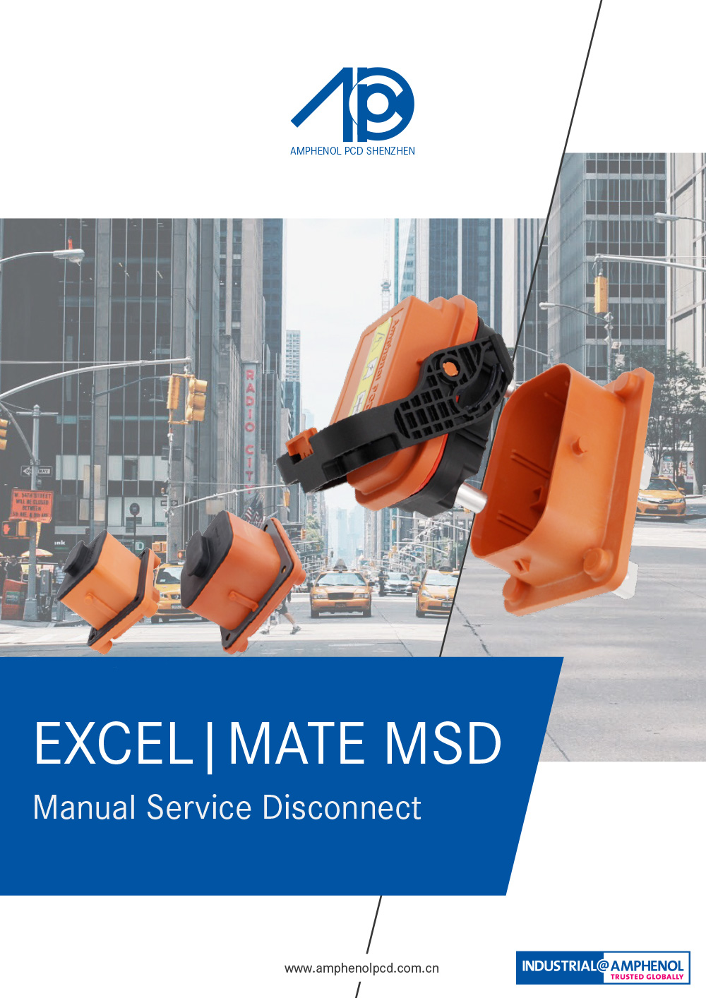 MSD (Manual Service Disconnects)