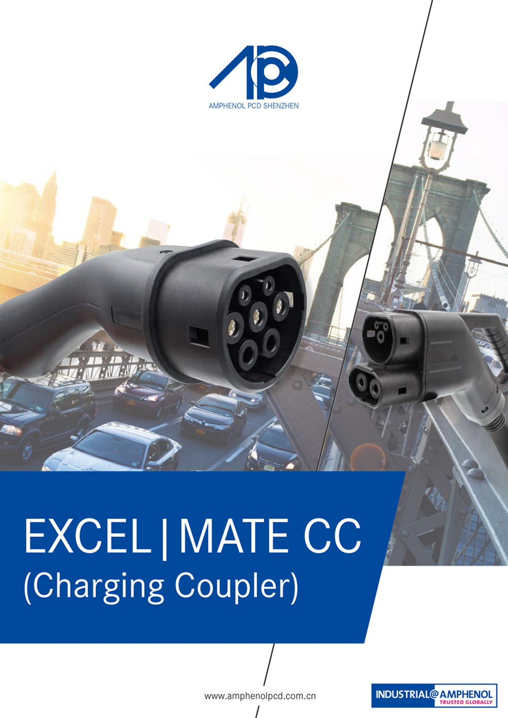 Electric Charging Couplers